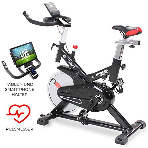 Miweba Sports Indoor Cycling MS200 Fitnessbike