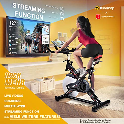 Sportstech Profi Indoor Cycle SX400 - 3