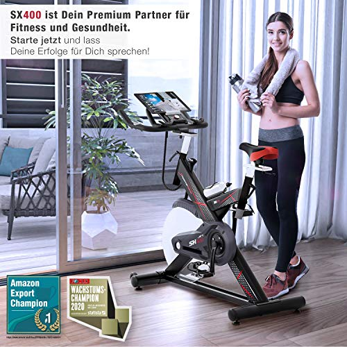 Sportstech Profi Indoor Cycle SX400 - 6