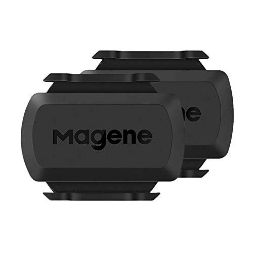 Magene S3 + Geschwindigkeits- und Trittfrequenzsensor