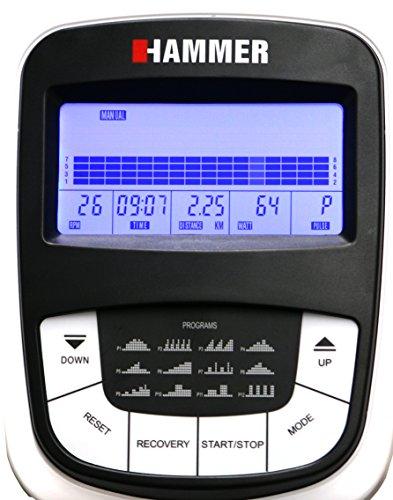 Hammer Sitzergometer Comfort XTR - 5