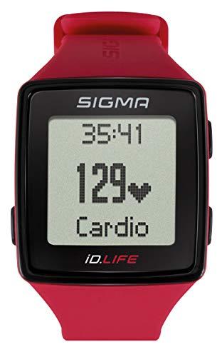 Sigma Sportuhr und Fitness Tracker ID.Life