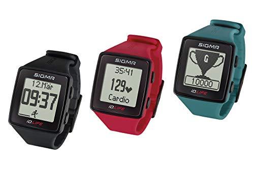 Sigma Sportuhr und Fitness Tracker ID.Life - 4