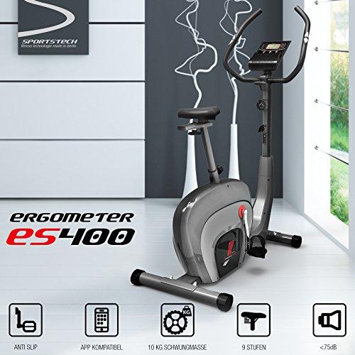 Sportstech ES400 Heimtrainer - 2