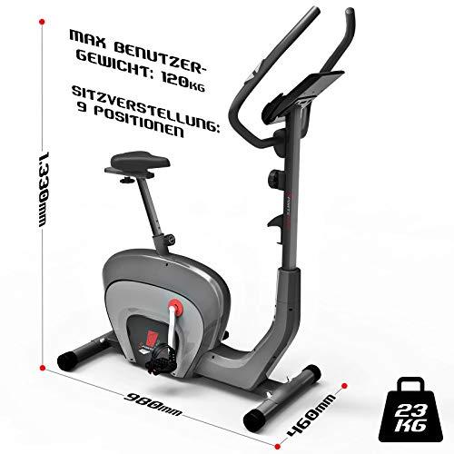 Sportstech ES400 Heimtrainer – APP Steuerung - 7