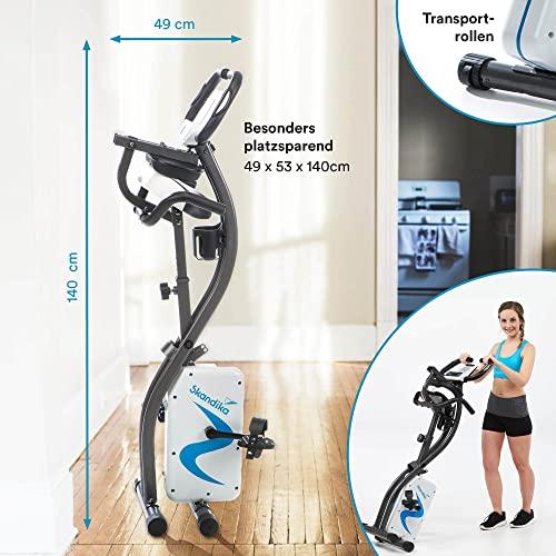 skandika Foldaway X-2000 Fitnessbike - 6