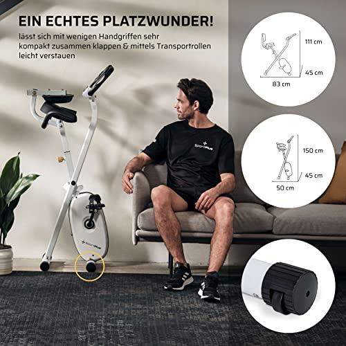SportPlus Ergo X-Bike mit App-Steuerung - 5