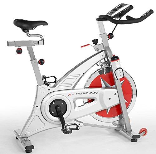 X-treme Evo Bike - Silver Edition Riemen - 3