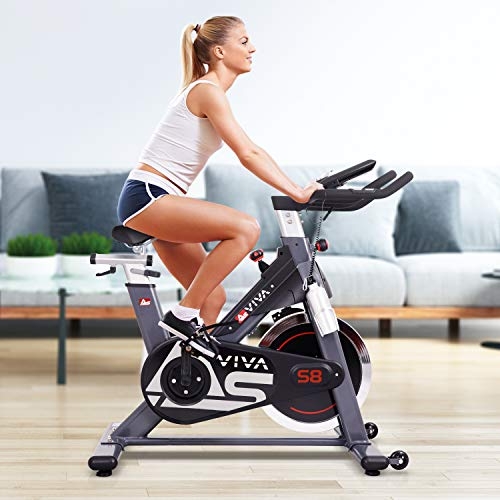 AsVIVA S8 Pro Indoor Cycle - 2
