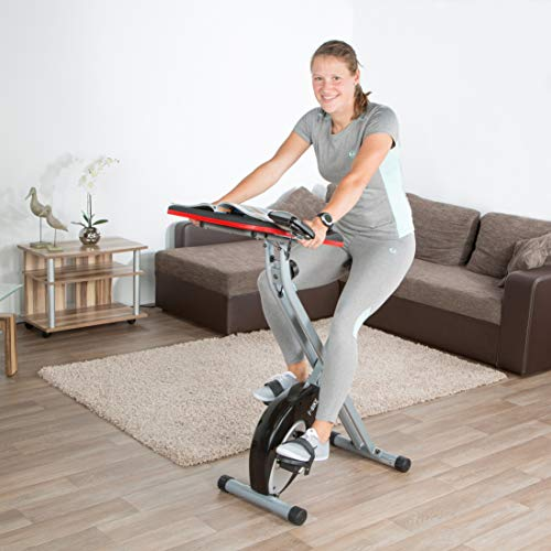 Ultrasport F-Bike Work – Faltbarer Heimtrainer - 3