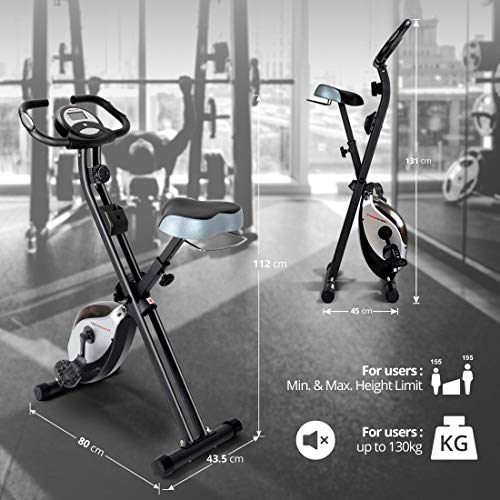 Ultrasport F-Bike Heavy Heimtrainer - 3