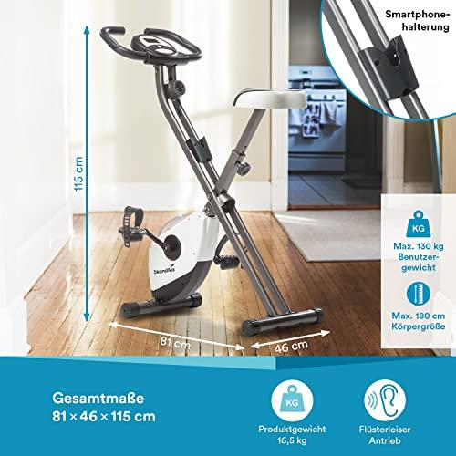 Skandika x-1000 Foldaway faltbarer Fitnesstrainer - 3