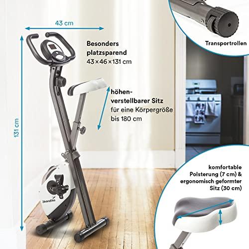 Skandika x-1000 Foldaway faltbarer Fitnesstrainer - 4