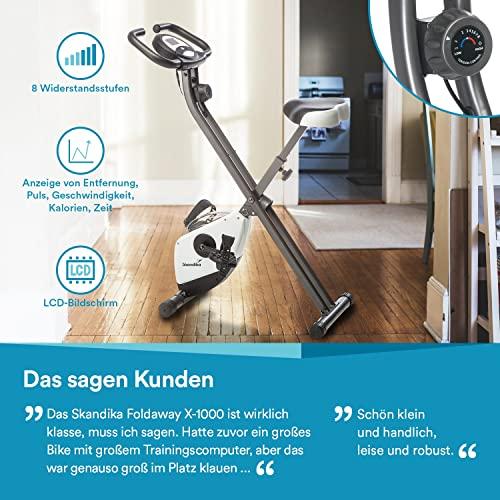 Skandika x-1000 Foldaway faltbarer Fitnesstrainer - 6