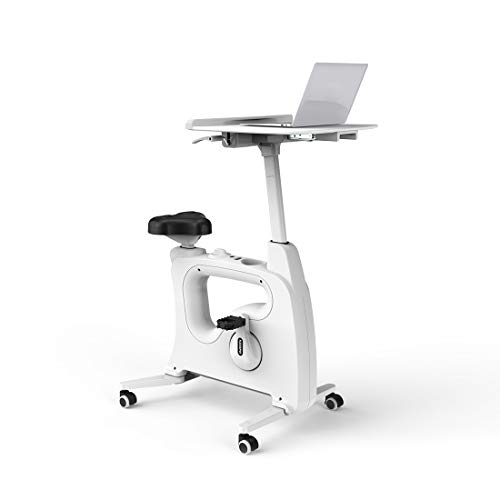 FLEXISPOT V9 höhenverstellbares Tischfahrrad mit Arbeitsplatte
