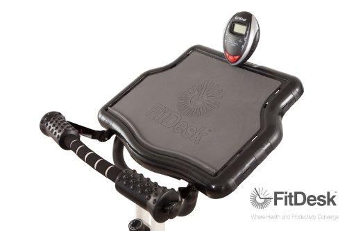 FitDesk v2. 0 Schreibtisch-Heimtrainer mit Massage-Stange - 14