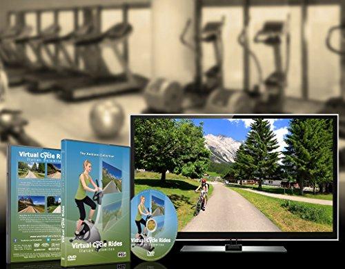Virtuelle Fahrradstrecken – Italienische Dolomiten – für Indoor-Cycling - 9