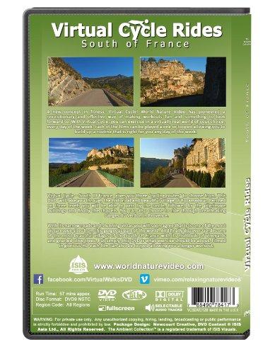 Virtuelle Radtouren – Südfrankreich - 2