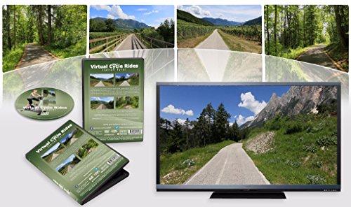Virtuelle Fahrradstrecken – Italien Tirol – für Indoor-Cycling - 7