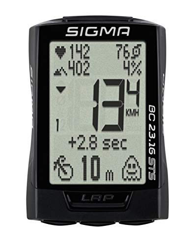 Sigma Sport Fahrrad Computer BC 23.16 STS