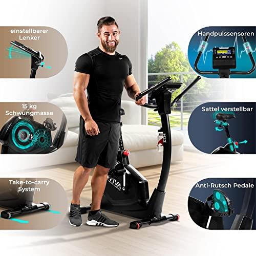 AsVIVA Ergometer H22 mit App - 3