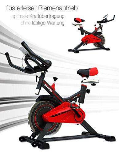 Sportstech Profi Indoor Cycle SX100 - 6