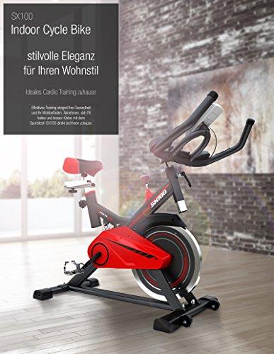 Sportstech Profi Indoor Cycle SX100 - 7