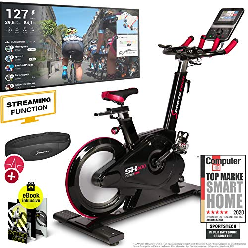 Sportstech SX600 Elite Indoor Cycle