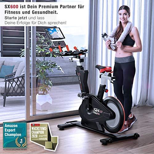 Sportstech SX600 Elite Indoor Cycle - 9