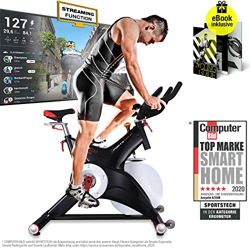 Sportstech Profi Indoor Cycle SX500