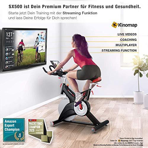 Sportstech Profi Indoor Cycle SX500 - 3