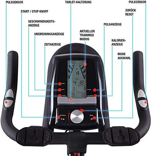 Sportstech Profi Indoor Cycle SX500 - 7