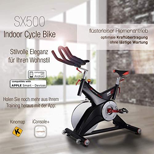 Sportstech Profi Indoor Cycle SX500 - 8