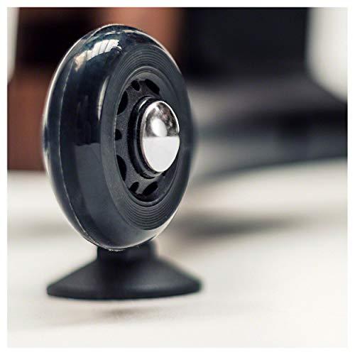 NOHrD Bike-Fahrradergometer, Heimtrainer, Fitnessbike, Holz - 4