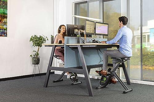 Tunturi Cardio Fit D20 Schreibtisch-Fahrrad, zusammenklappbarer Heimtrainer, Tischfahrrad für Büro und Zuhause - 7