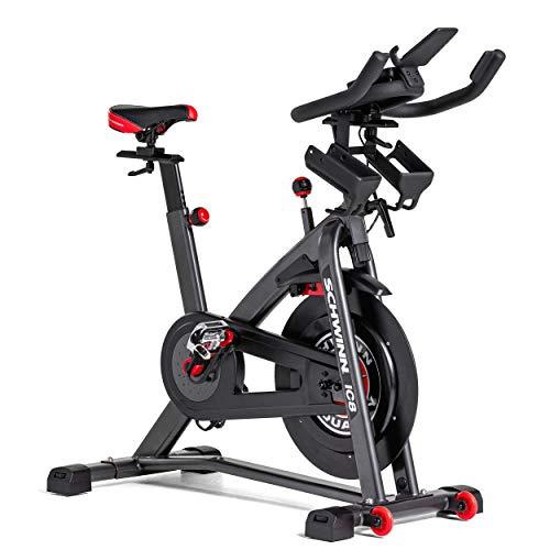 Schwinn Speedbike IC8 mit Bluetooth Indoor Cycle mit Magnetwiderstand, 100-fache Widerstandseinstellung mit Digitalanzeige, Zwift App. kompatibel, SPD-Klickpedale, max. Benutzergewicht 150 kg - 3