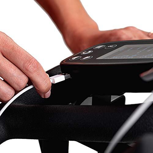 Schwinn Speedbike IC8 mit Bluetooth Indoor Cycle mit Magnetwiderstand, 100-fache Widerstandseinstellung mit Digitalanzeige, Zwift App. kompatibel, SPD-Klickpedale, max. Benutzergewicht 150 kg - 8
