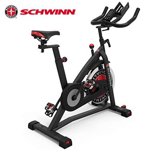 Schwinn Speedbike IC7 Fitnessbike mit LCD-Display, stabile Rahmenkonstruktion, Tablethalterung, 18 kg PWD Schwungrad, drahtlose Herzfrequenzmessung, max. Benutzergewicht 136 kg - 8