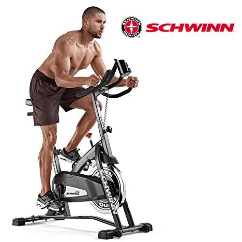 Schwinn Speedbike IC2i Fitnessbike mit LCD-Display, Performance Lenker, Direct-Drive-Getriebe, Max. Benutzergewicht 113 kg - 2