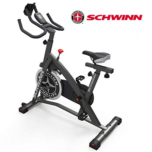 Schwinn Speedbike IC2i Fitnessbike mit LCD-Display, Performance Lenker, Direct-Drive-Getriebe, Max. Benutzergewicht 113 kg - 4