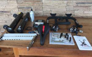 Sportstech SX 400 Teile