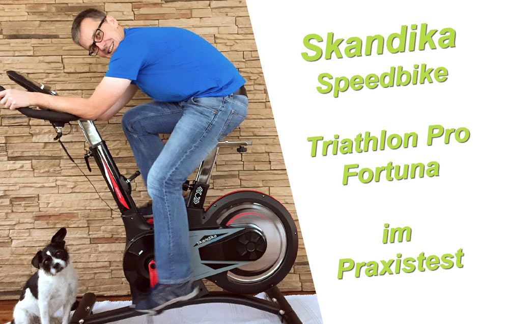 Skandika Speedbike Test