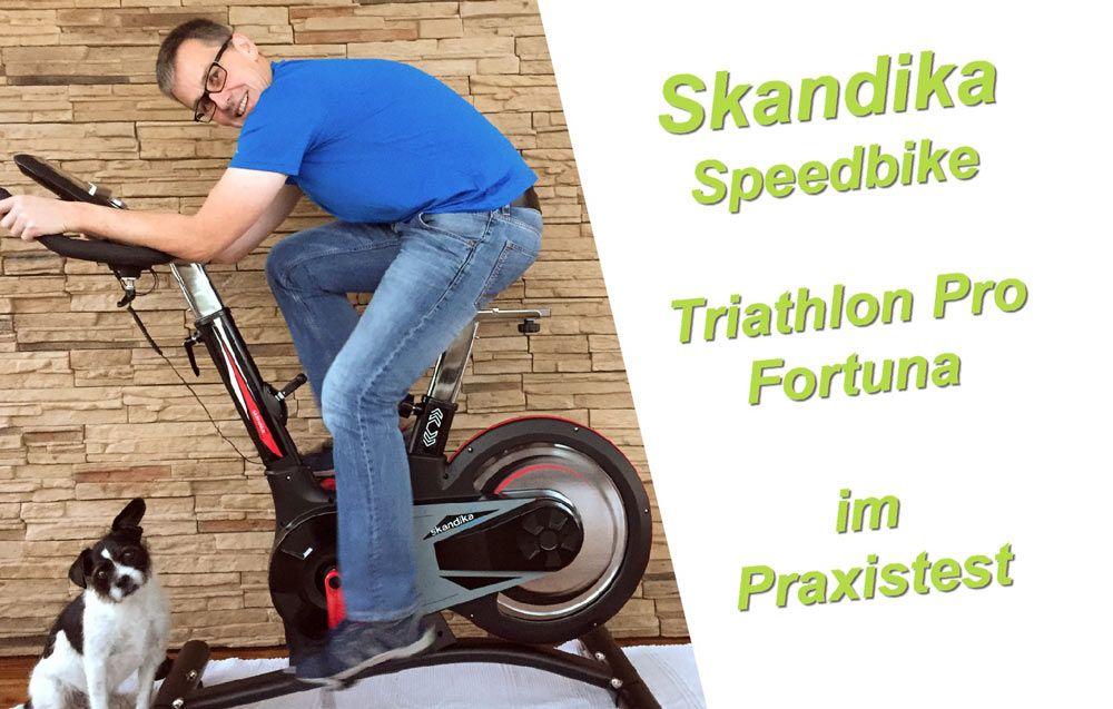 Skandika Speedbike Test