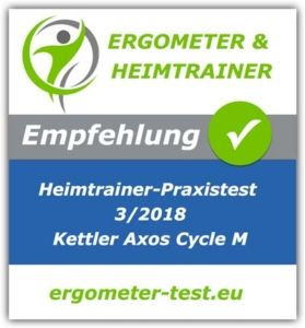 Kettler Axos Cycle M Kaufempfehlung