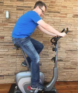 Zum Sportstech Heimtrainer Test