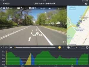 Kinomap App im Test