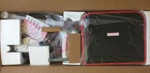 Ultrasport F-Bike- Work- Verpackung