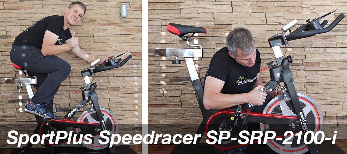 Sportplus Speedracer SP-SRP-2100-i Test
