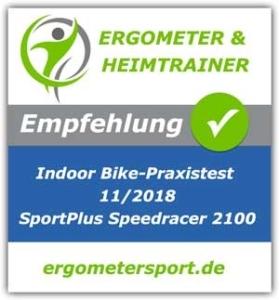 Sportplus Speedracer Siegel