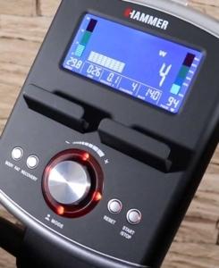 Hammer Cardio Motion BT Trainingscomputer